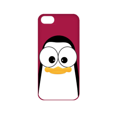 Crazy Pinguins iPhone 7 Case by Andre Martin
